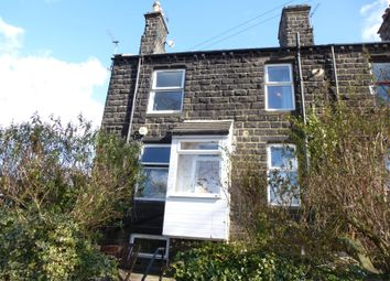 Thumbnail 2 bed end terrace house to rent in South View Terrace, Yeadon, Leeds