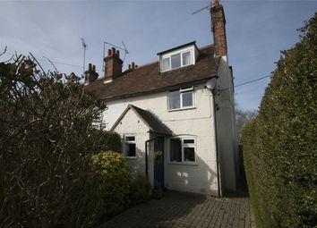Thumbnail 2 bedroom end terrace house for sale in Hook Road, North Warnborough, Hook