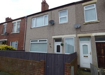 Thumbnail 4 bed terraced house for sale in Castle Terrace, Ashington