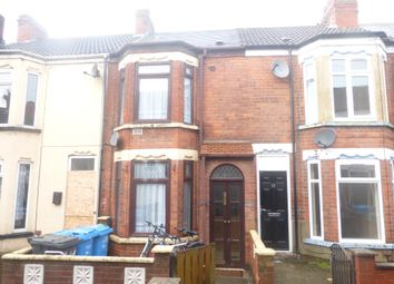 Thumbnail 2 bed terraced house for sale in Belle Vue, Middleburg Street, Hull