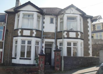 Thumbnail 5 bed end terrace house to rent in Stow Hill, Treforest, Pontypridd