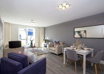 Thumbnail 2 bed flat for sale in Plot 6, Bowman House, Queensgate, Farnborough, Hampshire