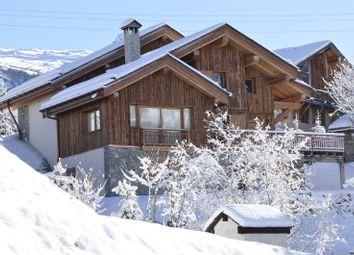 Saint Martin De Belleville, Savoie, France. 5 bed chalet