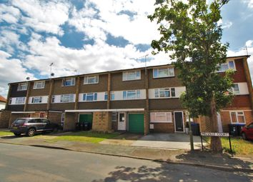 Thumbnail 3 bed town house for sale in Binfield Road, Byfleet, Surrey