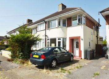 Thumbnail 3 bed semi-detached house for sale in Netherton Road, Gosport, Hampshire