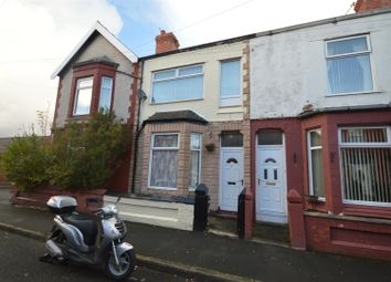 Thumbnail 4 bed terraced house to rent in Cecil Road, New Ferry, Wirral