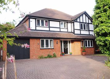 Thumbnail 4 bed detached house for sale in Ewell Downs Road, Ewell