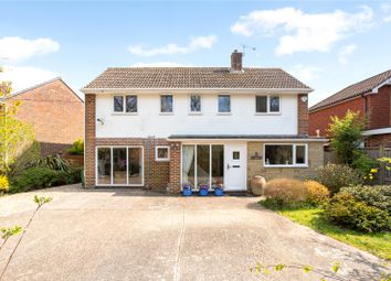 Thumbnail 4 bed detached house for sale in Parkgate Road, Newdigate, Surrey