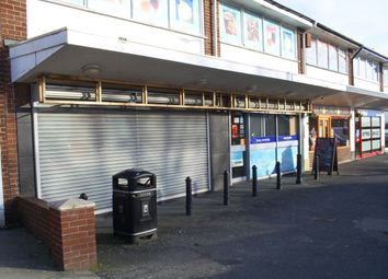 Thumbnail Retail premises to let in Weston Grove, Chester