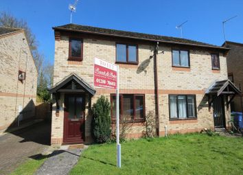 Thumbnail 3 bed semi-detached house to rent in Yeomans Close, Brackley