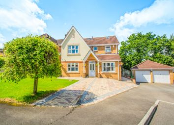 Thumbnail 7 bed detached house for sale in Camnant, Ystrad Mynach, Hengoed