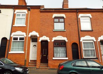 Thumbnail 3 bed terraced house for sale in Haddon Street, Spinney Hill, Leicester, Leicestershire