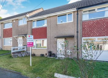Thumbnail 3 bedroom terraced house for sale in Bodmin Crescent, Leeds