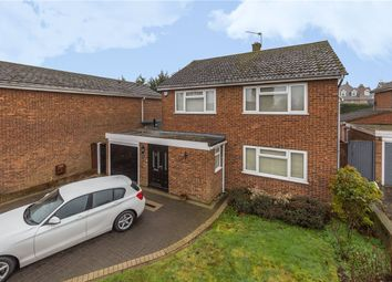 Thumbnail 3 bed detached house to rent in Hawthorn Way, St. Albans, Hertfordshire