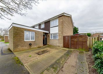 Thumbnail 3 bed end terrace house for sale in Malletts Close, Stony Stratford, Milton Keynes
