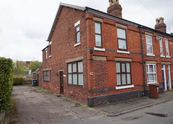 Thumbnail 2 bed terraced house to rent in Swan Street, Congleton