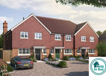 Thumbnail 3 bed end terrace house for sale in Compton Place, Southwater, Horsham