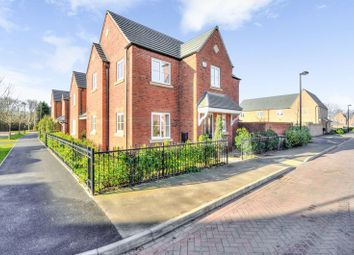 Thumbnail 4 bed detached house for sale in Juniper Drive, Houghton Conquest, Bedford
