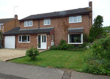 Thumbnail 4 bed detached house for sale in Elliot Avenue, Bretton, Peterborough, Cambridgeshire