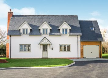 Thumbnail 3 bedroom detached house for sale in Graftonbury Rise, Grafton, Hereford