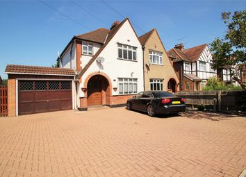 Thumbnail 3 bed semi-detached house for sale in Harefield Road, North Uxbridge, Middlesex