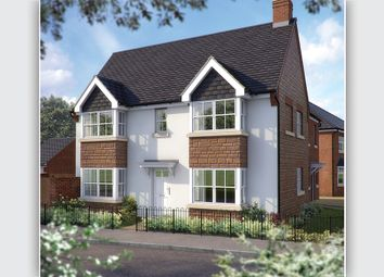 "Thumbnail 3 bed property for sale in ""The Sheringham"" at Station Road, Long Buckby, Northampton"