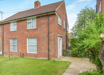 Thumbnail 2 bed semi-detached house for sale in Sandpit Road, Welwyn Garden City