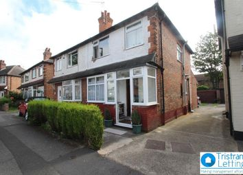 Thumbnail 1 bed semi-detached house to rent in Ringwood Crescent, Wollaton, Nottingham