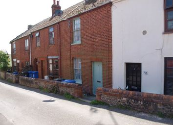 Thumbnail 2 bedroom terraced house to rent in Spurgeon Score, Lowestoft
