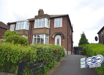 Thumbnail 3 bed semi-detached house for sale in Carr Manor Parade, Meanwood, Leeds