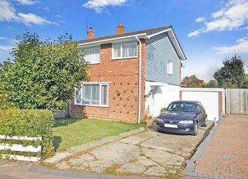 Thumbnail 3 bed semi-detached house for sale in Thatcher Road, Staplehurst, Kent