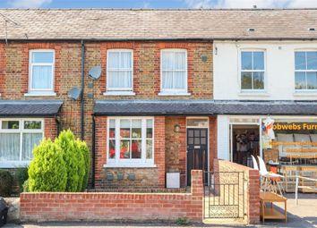 Thumbnail 2 bed terraced house for sale in St Lukes Road, Old Windsor, Windsor, Berkshire