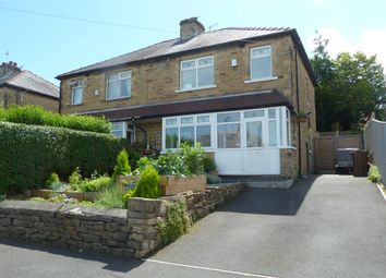 Thumbnail 3 bed semi-detached house for sale in Manor Drive, Cottingley