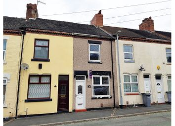 Thumbnail 2 bed terraced house for sale in Minshall Street Fenton, Stoke-On-Trent