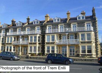 Thumbnail 1 bed flat for sale in 3, Trem Enlli, Tywyn, Gwynedd