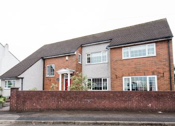 Thumbnail 4 bed detached house for sale in Maesglas, Tredegar