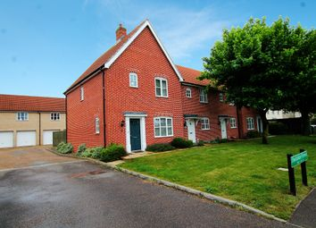 Thumbnail 3 bedroom end terrace house for sale in Shocksham Terrace, Soham