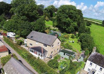 Thumbnail 4 bed detached house for sale in Northlew, Devon