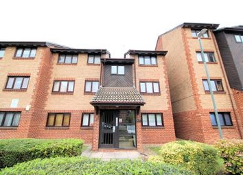 Thumbnail 1 bed flat for sale in Cricketers Close, Erith, Kent