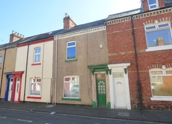 Thumbnail 3 bed terraced house for sale in Sheriff Street, Hartlepool