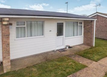 Thumbnail 2 bed property for sale in Alandale Drive, Kessingland, Lowestoft
