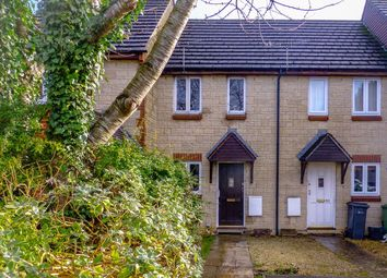 Thumbnail 2 bed terraced house for sale in Kemble Drive, Cirencester, Gloucestershire