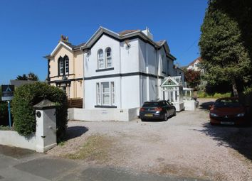 Thumbnail 2 bed flat for sale in Windsor Road, Torquay
