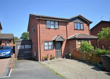 Thumbnail 2 bed semi-detached house for sale in Long Meadow, Burford, Tenbury Wells
