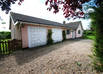 Thumbnail 3 bed detached bungalow for sale in The Close, Roydon, Diss