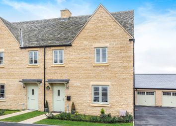 Thumbnail 4 bedroom semi-detached house for sale in Clothiers Close, Tetbury