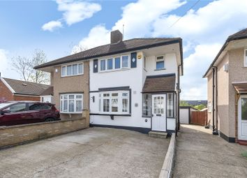 Thumbnail 3 bed semi-detached house for sale in Cavendish Avenue, South Ruislip, Middlesex