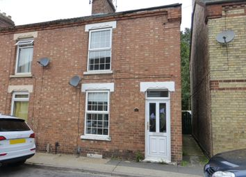Thumbnail 2 bedroom end terrace house for sale in Cannon Street, Wisbech