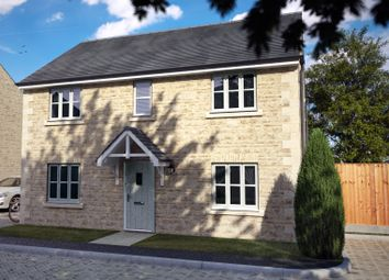 Thumbnail 4 bed detached house for sale in Plot 63, The Neston, Hares Chase, Cricklade, Swindon, Wiltshire