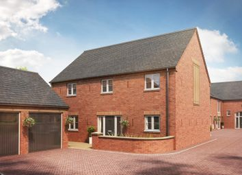 Thumbnail 4 bed detached house for sale in The Sandon, Manor, Leys, Manor Lane, Harlaston, Staffordshire